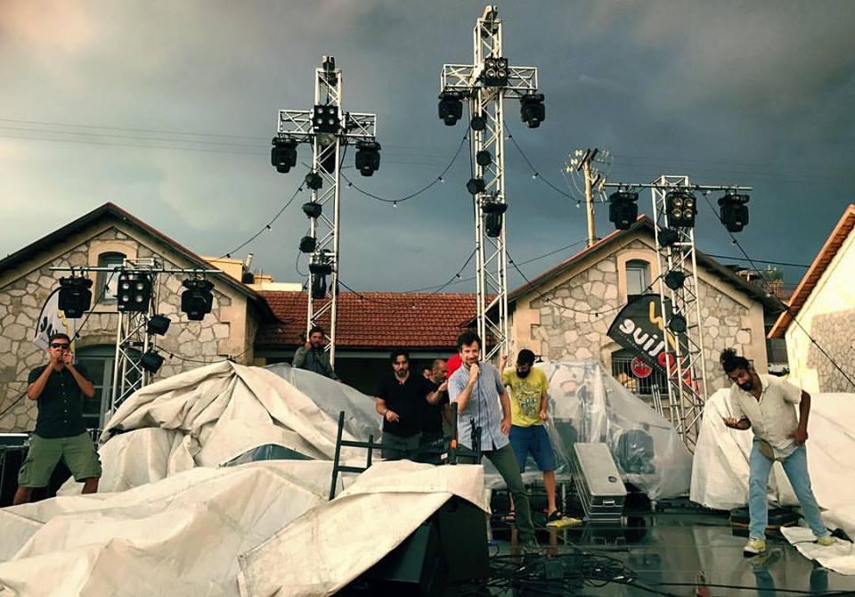 Μεταφορά συναυλίας Κωστή Μαραβέγια κατά μια ημέρα λόγο καιρού
