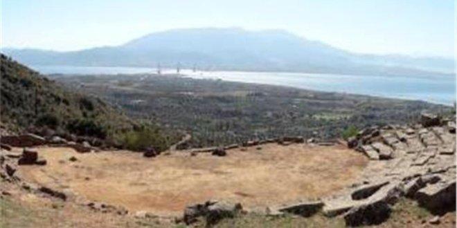 Ναύπακτος: Ξεκινάει αύριο το 5ο Μαθητικό Φεστιβάλ Αρχαίου Θεάτρου στη Μακύνεια