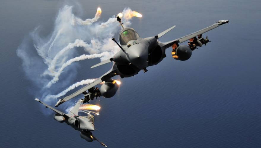 Mirage 2000 έπεσε νότια των Σποράδων