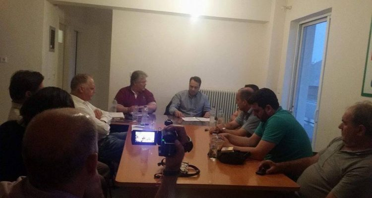 Ναύπακτος: Συναντήσεις της Ομοσπονδίας... για τουρισμό, NOSTOS, κυκλοφοριακό