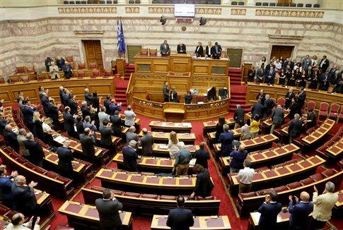 Ψηφίζονται στη Βουλή τα τελευταία μέτρα για το κλείσιμο της αξιολόγησης