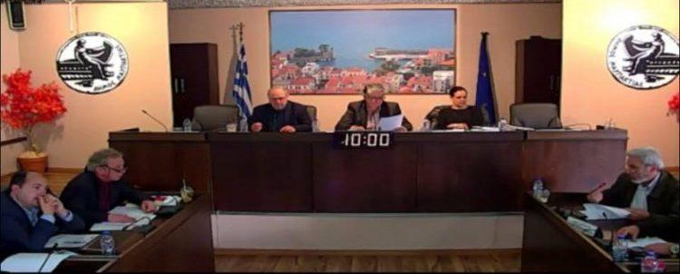 Ναύπακτος: Με 37 θέματα συνεδριάζει το Δημοτικό Συμβούλιο την Τετάρτη