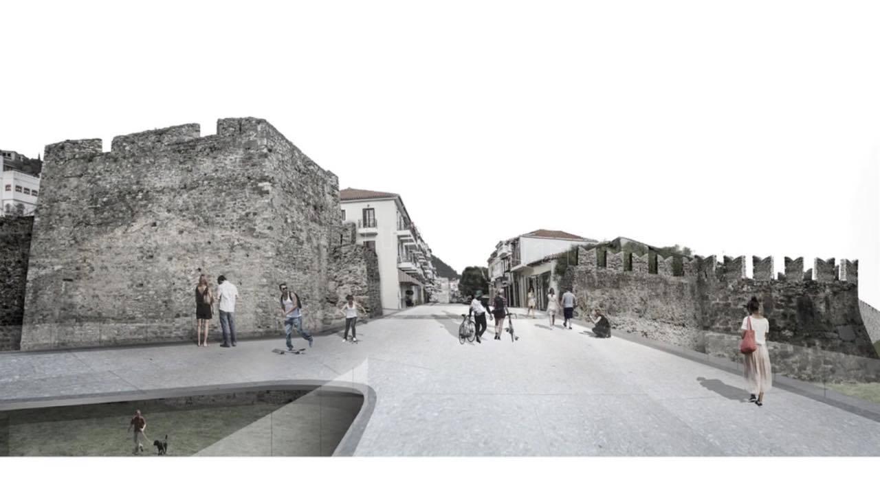 Ναύπακτος: Παρατείνεται στο Φετιχιέ Τζαμί η έκθεση των αποτελεσμάτων της α' φάσης του ερευνητικού προγράμματος εNAF