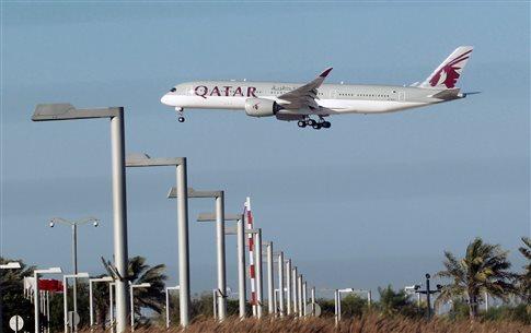 Αεροπορική απομόνωση για το Κατάρ, με τον Ερντογάν σε ρόλο ειρηνοποιού