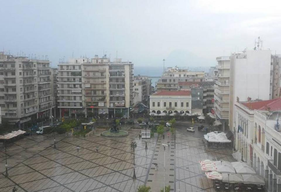Xαλάει ο καιρός σήμερα - Βροχές, καταιγίδες και χαλάζι - Η πρόγνωση για την Πάτρα και τη Δυτική Ελλάδα