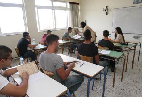Πρεμιέρα με Νεοελληνική Γλώσσα και έκθεση για τις Πανελλαδικές- Την αρχή κάνουν οι υποψήφιοι των ΕΠΑΛ-Δείτε το πρόγραμμα