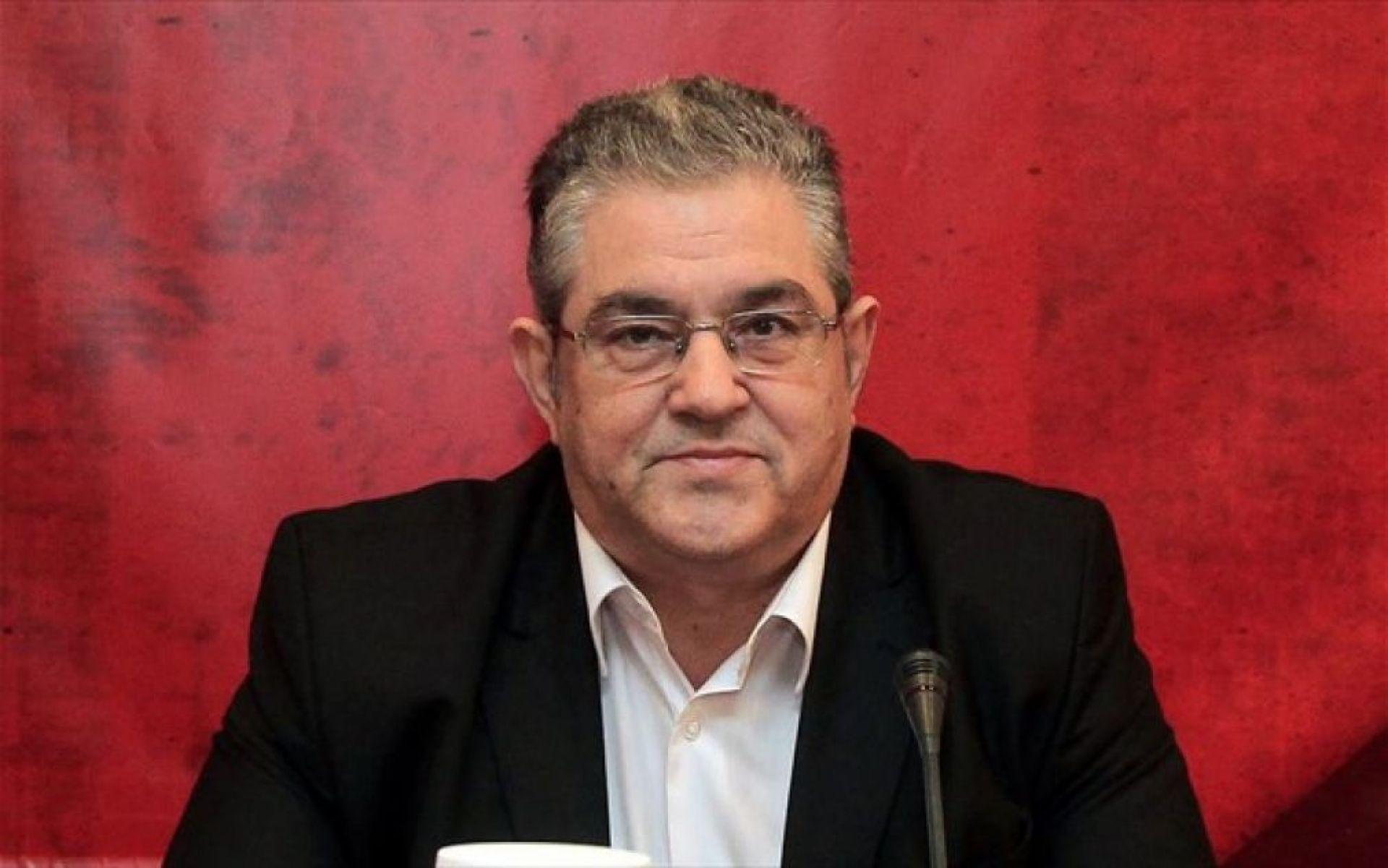 Πάτρα: Δ. Κουτσούμπας σε Κ. Πελετίδη: «Είστε ένας Δήμος που διεκδικεί»