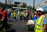 Πορεία της ΠΟΕ - ΟΤΑ στην Αθήνα - Συμμετείχαν και εργαζόμενοι του Δήμου Πατρέων - ΦΩΤΟ & ΒΙΝΤΕΟ