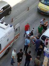 Πάτρα: Σοβαρό τροχαίο με τραυματία δικυκλιστή στην οδό Θεσσαλονίκης