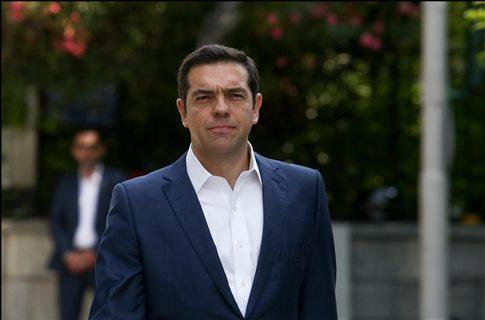 Για Κυπριακό, Eurogroup θα ενημερώσει τους πολιτικούς αρχηγούς ο Αλ.Τσίπρας