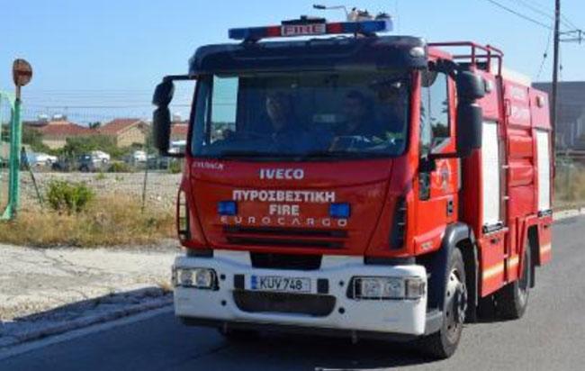 Αχαϊα: Πυρκαγιά στον Κάτω Αλισσό