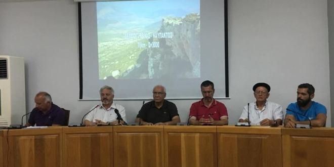 Στήριξη στο Tihiorace από Περιφέρεια Στερεάς και δήμους Δωρίδας και Δελφών