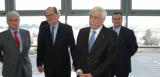 Εγκαίνια του νέου Δημαρχείου Καλαμάτας από τον πρόεδρο της Δημοκρατίας