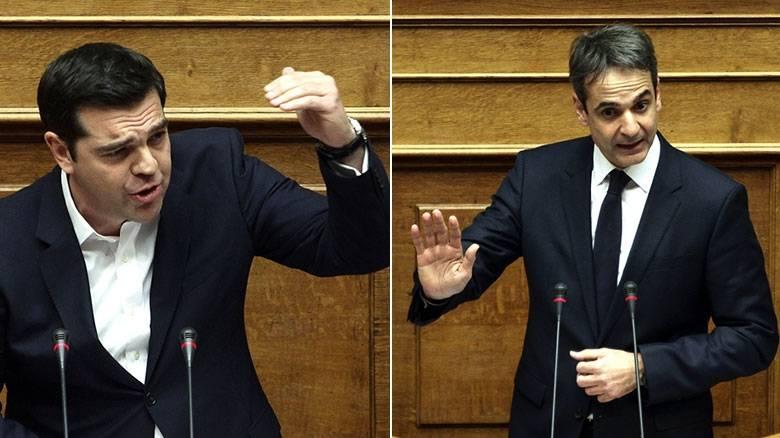 Βουλή Live: Προ ημερησίας διατάξεως συζήτηση στη Βουλή για την οικονομία