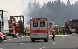 Τροχαίο με λεωφορείο στη Βαυαρία, δεκάδες νεκροί και τραυματίες