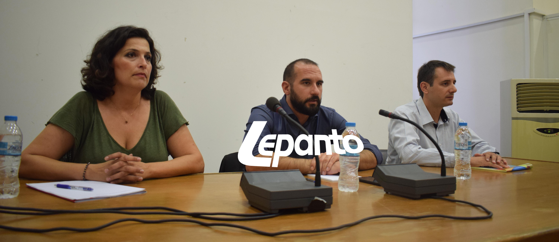 Τζανακόπουλος από Πάτρα: Εκλογές το 2019 - Τι δήλωσε για τα ομόλογα, τις δημοσκοπήσεις και τις συνεργασίες - ΔΕΙΤΕ ΒΙΝΤΕΟ