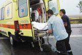 Πάτρα: Γυναίκα τραυματίστηκε σοβαρά σε τροχαίο - Εξετράπη το αυτοκίνητό της