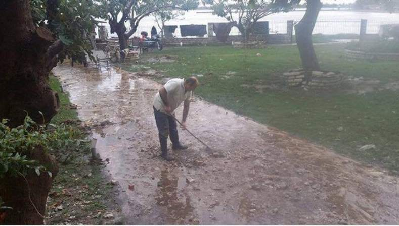 775.000 ευρώ στο Δήμο Ναυπακτίας -  Για τις ζημιές από τις βροχοπτώσεις του περασμένου Οκτωβρίου
