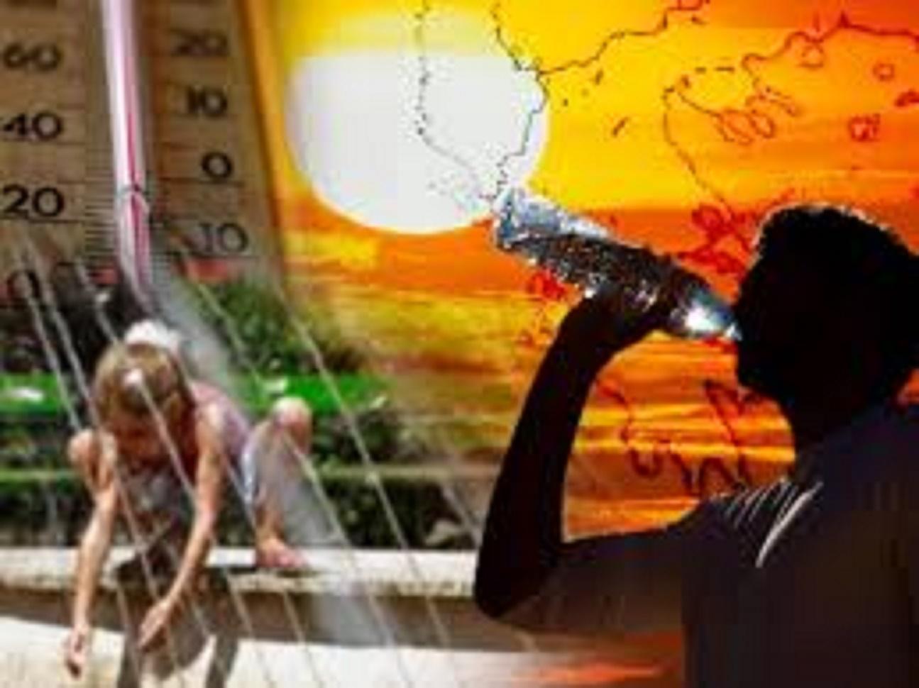 Δυτική Ελλάδα: Έκτακτο δελτίο καιρού για καύσωνα διαρκείας - Στους 40 βαθμούς ο υδράργυρος