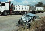 Τραγωδία στη Ζάκυνθο – Κάηκε 26χρονος σε τροχαίο
