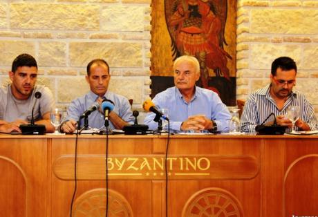 """Κώστας Μπακαλάρος: """"Ενωμένοι θα κάνουμε και πάλι την Παναχαϊκή μεγάλη ομάδα"""""""