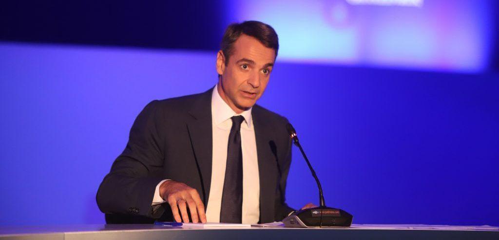 Μητσοτάκης: Δημιούργημα της κυβέρνησης οι μισθοί των 360 ευρώ - Όλα όσα είπε στη ΔΕΘ