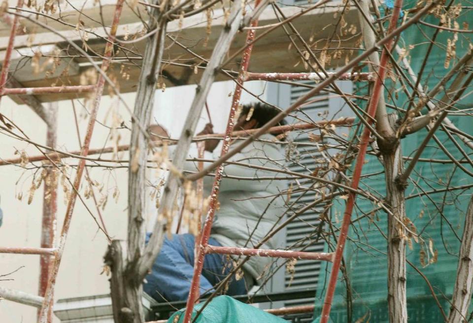 Πάτρα: Νέο εργατικό ατύχημα στην Πάτρα - Άνδρας έπεσε από ύψος τεσσάρων μέτρων