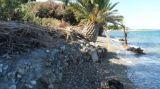 """Πάτρα: """"Χτίζουν"""" στη θάλασσα! Καταπάτηση εκατοντάδων μέτρων αιγιαλού καταγγέλλει η ΟΙΚΙΠΑ"""