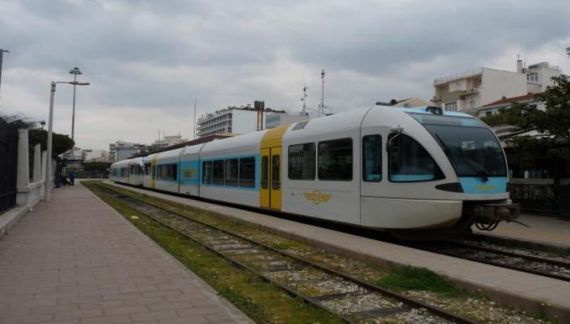Πάτρα: Υπογειοποίηση του τρένου από Κανελλοπούλου έως Άγιο Διονύσιο