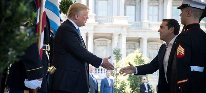 42,4 δισ. για F-16: Τι σημαίνει η συμφωνία Τραμπ-Τσίπρα για δανειστές και ΣΥΡΙΖΑ