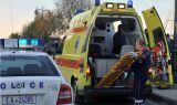 Πάτρα: Σοβαρά τραυματίας δικυκλιστής σε τροχαίο, στον Χείμαρρο Παναγίτσας