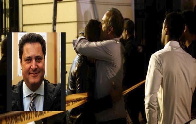 Σοκ και στην Ηλεία από τη δολοφονία του ποινικολόγου Μιχάλη Ζαφειρόπουλου