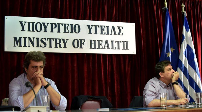 Κρητική «βεντέτα» στο υπουργείο Υγείας: Ξανθός εναντίον Πολάκη για τον ΕΟΠΥΥ