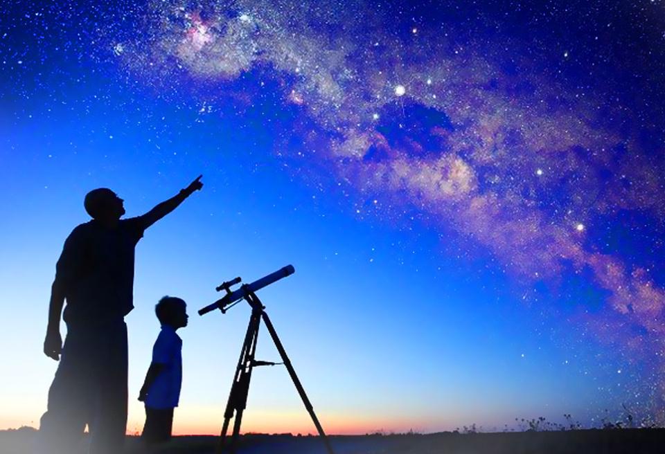 Συνεχίζονται τα μαθήματα αστρονομίας στη Ναύπακτο