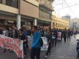 Στο δρόμο οι μαθητές – Πορεία στο κέντρο της Πάτρας (VIDEO)