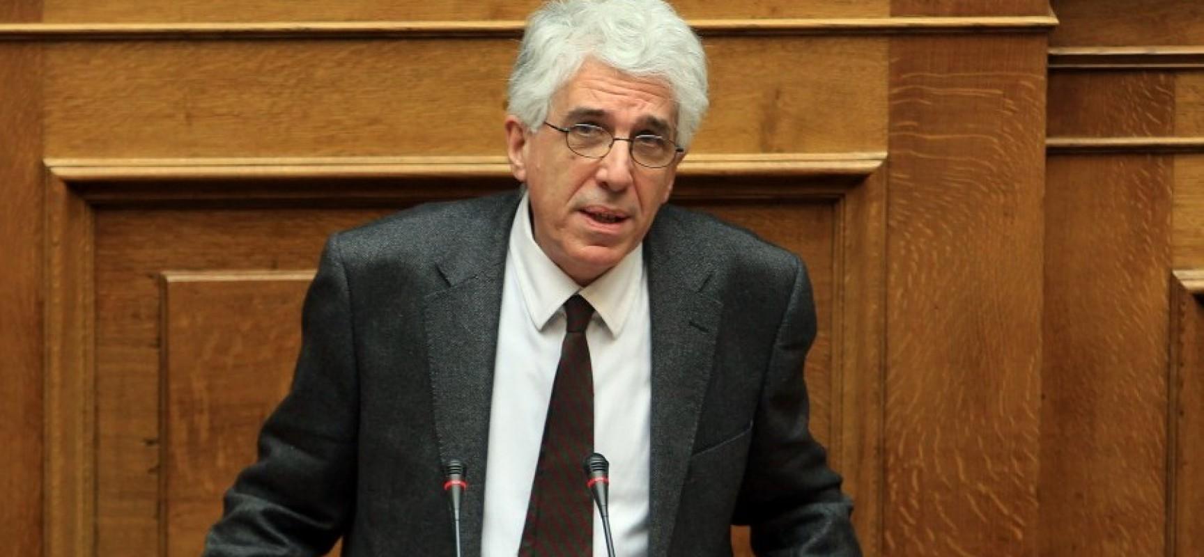 Παρασκευόπουλος: Διαστρεβλώθηκαν οι δηλώσεις μου για κατάργηση του νόμου μου