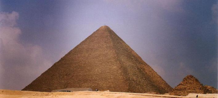 Νέα ανακάλυψη στην Πυραμίδα του Χέοπα