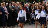 ΝΑΥΠΑΚΤΟΣ: ΔΕΙΤΕ όλη τη μαθητική παρέλαση της 28ης Οκτωβρίου