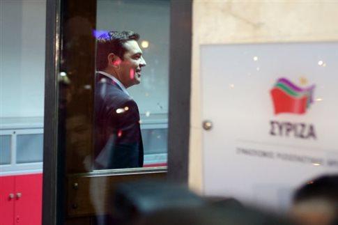 Επιχείρηση κατευνασμού από τον Τσίπρα στην Πολιτική Γραμματεία