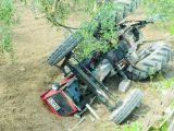 Ηλεία: Νεκρός 55χρονος που καταπλακώθηκε από τρακτέρ στο Μουζάκι
