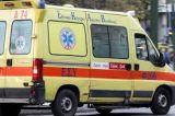 Πάτρα: Παράσυρση πεζής από δίκυκλο στην Ακρωτηρίου – Τραυματίστηκε και ο δικυκλιστής