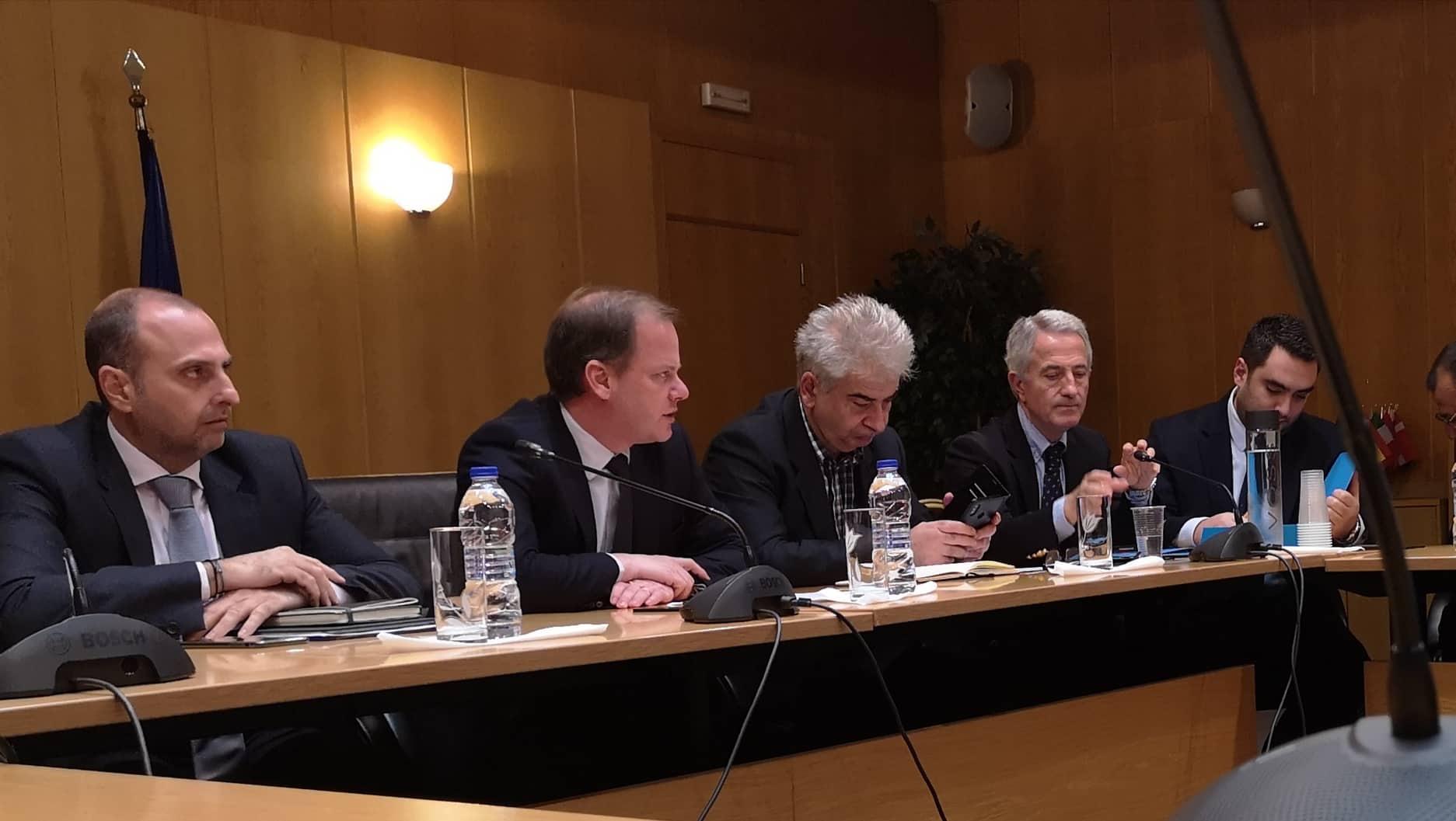 Τρένο: Ενημερώθηκε ο Δήμος και οι επικεφαλής των παρατάξεων - Εν αναμονή των επίσημων ανακοινώσεων του Υπουργείου Υποδομών
