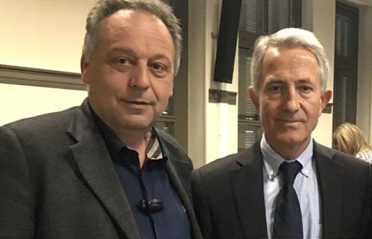 Η νέα διοίκηση του ΟΣΕ, με επικεφαλής τον Κ. Σπηλιόπουλο