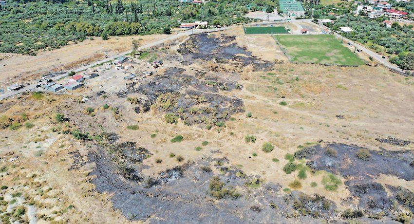 Αποφασισμένη για την αξιοποίηση του παλιού σκουπιδότοπου του Ριγανόκαμπου η ΕΤΑΔ