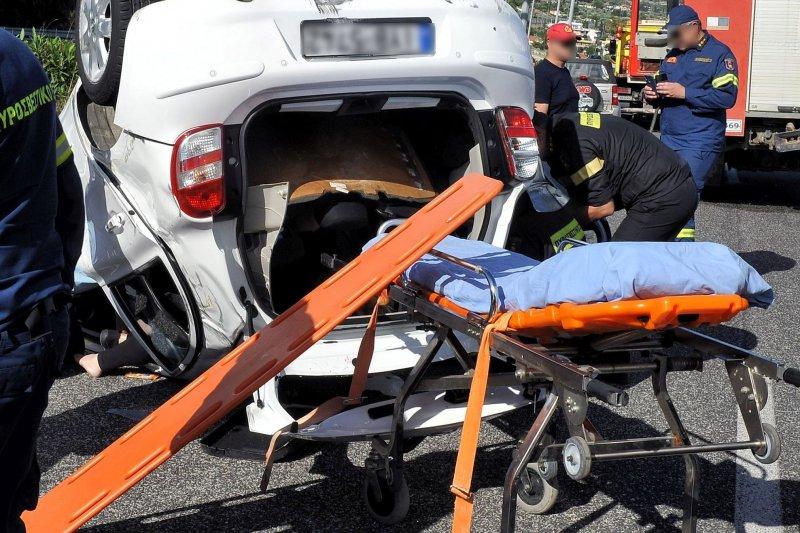 Μειώθηκαν στη Δυτική Ελλάδα οι νεκροί από τροχαία